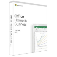 MS-Office 2019 Home & Business, German, Key-Card