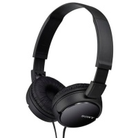 Headset Sony On-Ear MDR-ZX110AP, schwarz