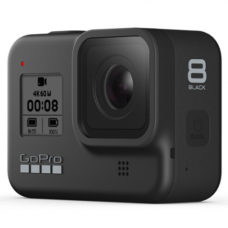 Actioncam, GoPro Hero 8 Black (PC Gaming-Zubehör)