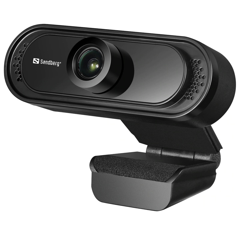 Webcam Sandberg Saver 1080p, 2MP (PC Gaming-Zubehör)