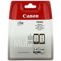 Canon-Patrone CL-546/PG-545 Multipack