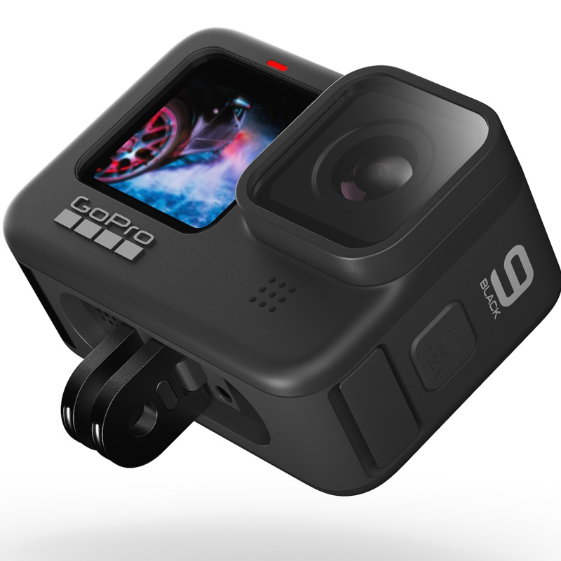 Actioncam, GoPro Hero 9 Black (PC Gaming-Zubehör)