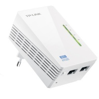 Powerline 500Mbps, TP-Link TL-WPA4220 Einzeladapt.