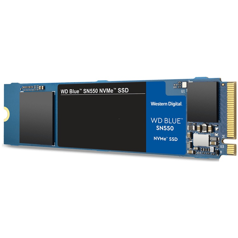 SSD, M.2, NVMe, Western Digital Blue, 1TB (PC Gaming-Zubehör)
