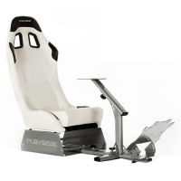 Lenkradsitz Evolution White Seat - Leder Look/vinyl (Playseat) (PC-Spiel)