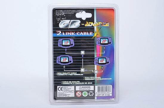 Linkkabel Game Boy Advance