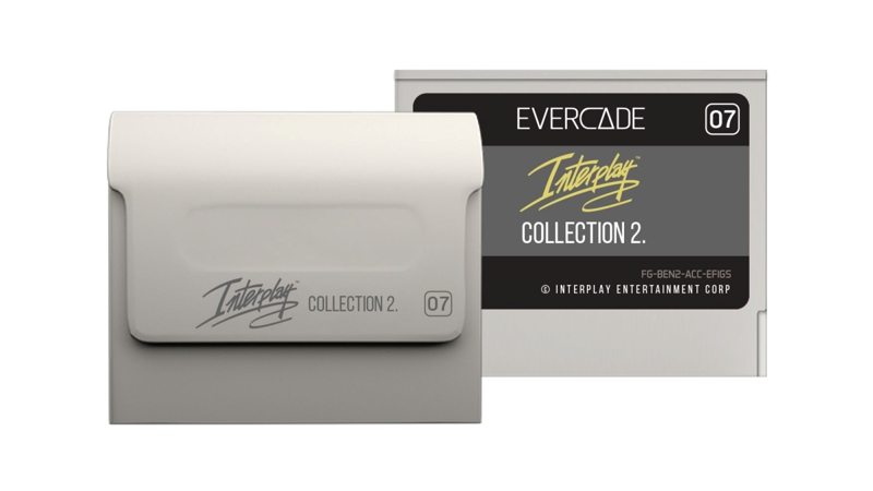 Evercade Cartridge 07 - InterPlay Collection 2 (6 Games)