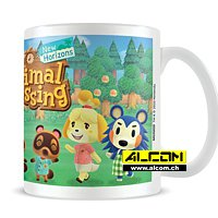 Tasse: Animal Crossing - Lineup