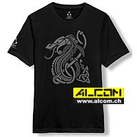 T-Shirt: Assassins Creed - Valhalla Snake