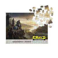 Puzzle: Assassins Creed Valhalla - Raid Planning (1000 Teile)