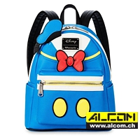 Rucksack: Disney by Loungefly - Donald Duck