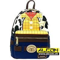 Rucksack: Disney by Loungefly - Toy Story Woody