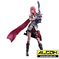 Figur: Final Fantasy Dissidia - Lightning (25 cm) Square Enix
