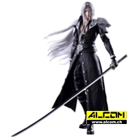 Figur: Final Fantasy 7 Remake - Sephiroth (28 cm) Square Enix