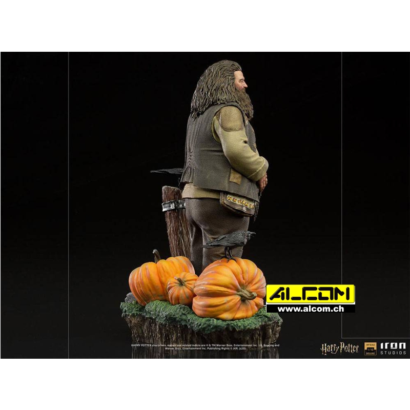 Figur: Harry Potter - Hagrid (27 cm) Iron Studios