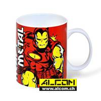 Tasse: Marvel - Iron Man Classic