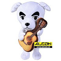Figur: Animal Crossing - KK Slider Plüsch (40 cm)