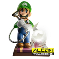 Figur: Luigis Mansion 3 - Luigi & Polterpinscher (23 cm) First4Figures