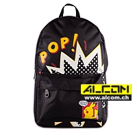Rucksack: Pokemon - Pop Black Screen