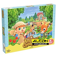 Puzzle: Animal Crossing New Horizons - Characters (1000 Teile)