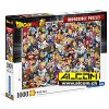 Puzzle: Dragonball - Impossible Characters (1000 Teile)