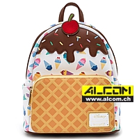 Rucksack: Disney by Loungefly - Princess Ice Cream