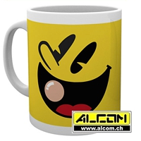 Tasse: Pac-Man - Face