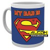 Tasse: Superman Fathers Day