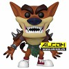 Figur: Funko POP! Crash Bandicoot - Tiny Tiger (9 cm)