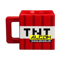 Tasse: Minecraft - TNT