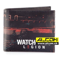 Geldbeutel: Watch Dogs Legion - All Over Print