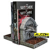Buchstützen: The Witcher 3 Wild Hunt - The Wolf 2-er Pack (20 cm)