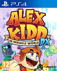 Alex Kidd in Miracle World DX (Playstation 4)