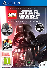 LEGO Star Wars: Die Skywalker Saga - Deluxe Edition (Playstation 4)
