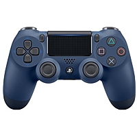 Controller Dual Shock 4, Midnight Blue (Playstation 4)