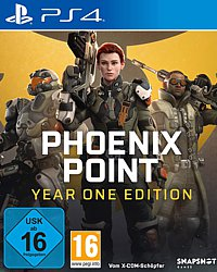 Phoenix Point: Year One Edition (Playstation 4)