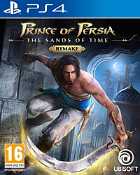Prince of Persia: The Sands of Time Remake (Playstation 4)