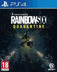 Rainbow Six: Quarantine (Playstation 4)