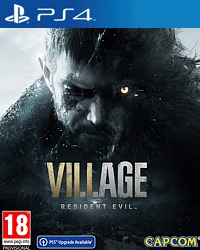 Resident Evil Village (Playstation 4)