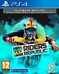 Riders Republic - Ultimate Edition (Playstation 4)