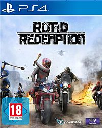 Road Redemption (Playstation 4)