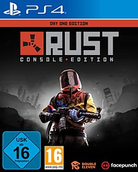 Rust - Day 1 Edition (Playstation 4)