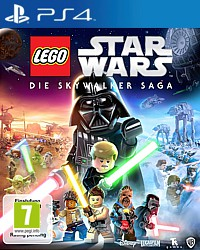 LEGO Star Wars: Die Skywalker Saga (Playstation 4)