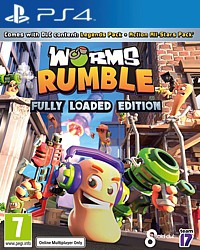 Worms Rumble: Fully Loaded Edition (Playstation 4)