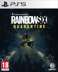 Rainbow Six: Quarantine (Playstation 5)