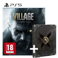 Resident Evil Village - Steelbook Edition (Playstation 5)