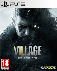 Resident Evil Village (Playstation 5)
