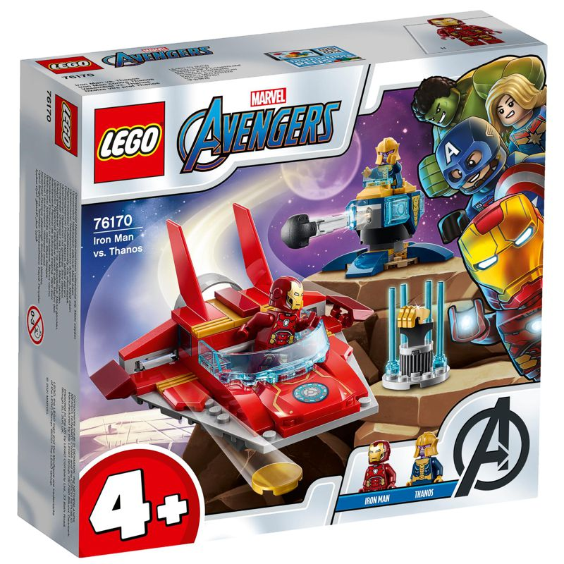 LEGO Super Heroes: Avengers - Iron Man vs. Thanos (76170)