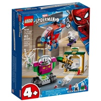 LEGO Super Heroes: Spider-Man - Mysterios Bedrohung (76149)