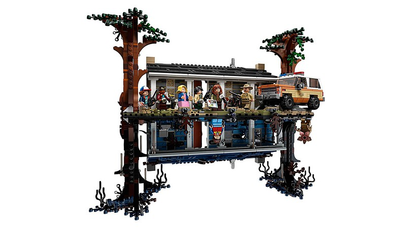 LEGO Exklusive: Stranger Things - Die andere Seite (75810)
